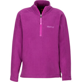 Marmot Rocklin 1/2 Zip Girls Grape